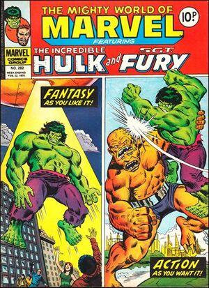 Mighty World of Marvel Vol 1 282