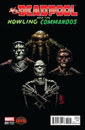 Mrs. Deadpool and the Howling Commandos Vol 1 1 Camuncoli Variant