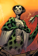 Naja (Earth-616) from Inhuman Vol 1 12 001