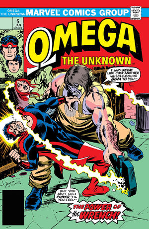 Omega the Unknown Vol 1 6