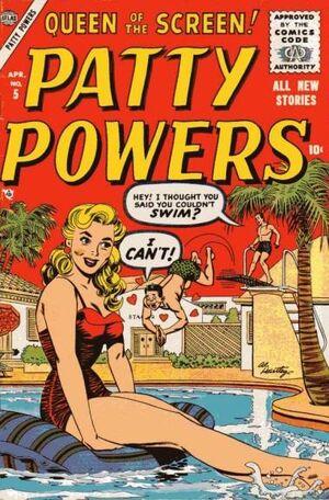 Patty Powers Vol 1 5