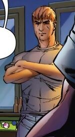 Paul Cabot (Earth-616) from X-Men Divided We Stand Vol 1 1 0001