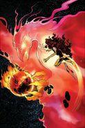 Phoenix Resurrection The Return of Jean Grey Vol 1 1 Remastered Variant Textless