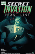 Secret Invasion Front Line Vol 1 3