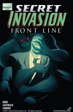 Secret Invasion Front Line Vol 1 3