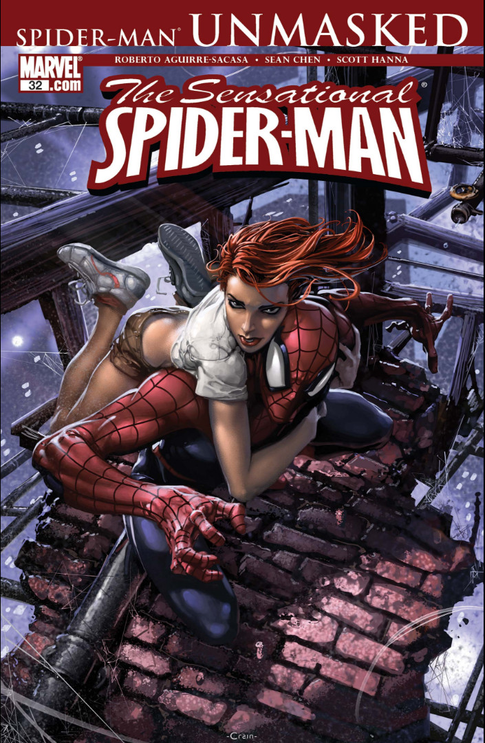 Man 32 Indicted In Alleged Misconduct With 14 Year Old: Sensational Spider-Man Vol 2 32
