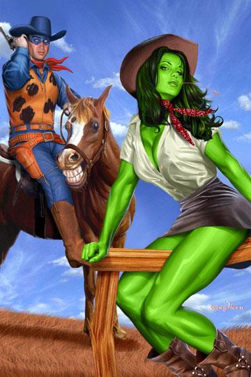 She-Hulk Vol 2 5 Textless
