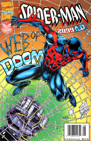 Spider-Man 2099 Vol 1 34