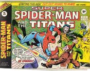 Super Spider-Man and the Titans Vol 1 205