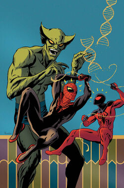 Superior Spider-Man Team-Up Vol 1 2 Textless