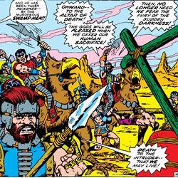 Swamp Men (Earth-616) Incredible Hulk Vol 1 109 001