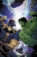 Thanos vs. Hulk Vol 1 1 Textless