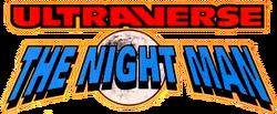 The Night Man (1993) Malibu Logo