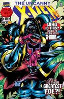 Uncanny X-Men Vol 1 345