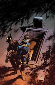 Uncanny X-Men Vol 5 17 Textless