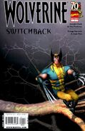 Wolverine Switchback Vol 1 1