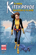 X-Men Kitty Pryde - Shadow & Flame Vol 1 1