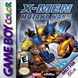 X-Men Mutant Wars