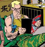 Zeke Sallinger (Earth-616) from Uncanny X-Men Vol 1 261 0001