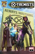 Age of X-Man X-Tremists Vol 1 1