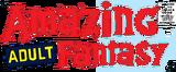 Amazing Adult Fantasy (1961) logo