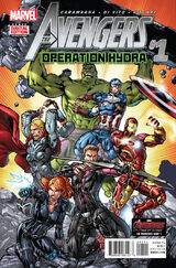 Avengers: Operation Hydra Vol 1 1