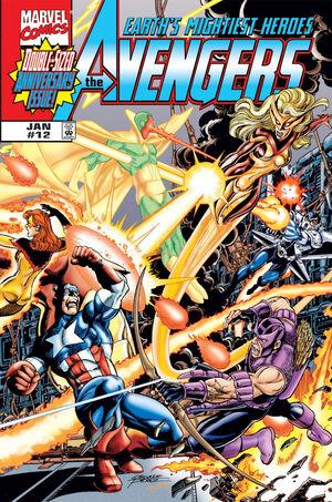 Avengers Vol 3 12