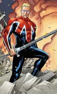 Brian Braddock (Earth-616) from Marvel War of Heroes 002