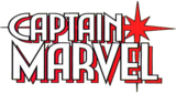 Captain Marvel Vol 3 Logo