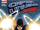 Captain Universe: Daredevil - The Man Without Fear! Vol 1