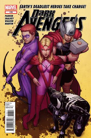 Dark Avengers Vol 1 178