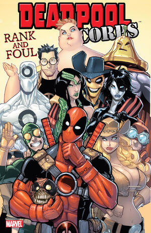 Deadpool Corps Rank and Foul Vol 1 1