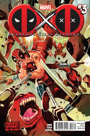 Deadpool Kills Deadpool Vol 1 3