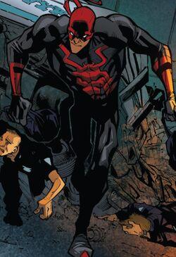 Devil-Spider (Earth-616) from Superior Spider-Man Vol 1 24 001