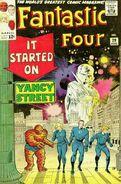 Fantastic Four Vol 1 29 Vintage