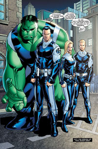 Four Fantastics (Earth-187319) from Exiles Vol 1 95 0001