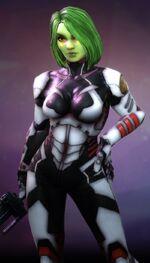 Gamora (Earth-TRN670) from Marvel Strike Force 001