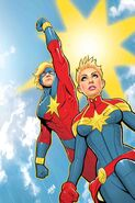 Generations Captain Marvel & Captain Mar-Vell Vol 1 1 Textless