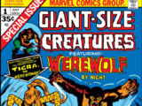 Giant-Size Creatures Vol 1