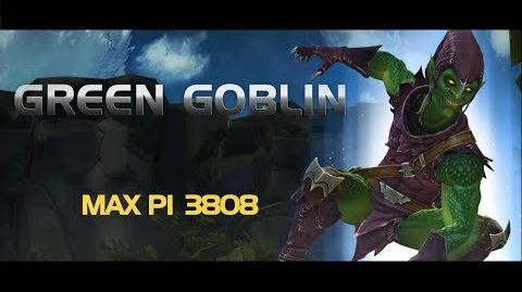 Green Goblin Special Moves Marvel Contest of Champions
