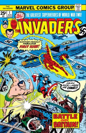 Invaders Vol 1 1