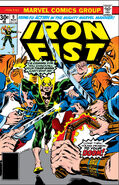 Iron Fist Vol 1 9