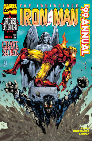 Iron Man Annual Vol 1 1999