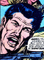Jacques Larocque (Earth-616) from Capt. Savage and his Leatherneck Raiders Vol 1 1 0001