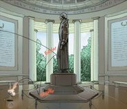 Jefferson Memorial from Avengers A.I. Vol 1 2 001