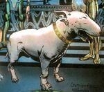 Lockjaw (Earth-1310) Marvel Knights Millennial Visions Vol 1 2001