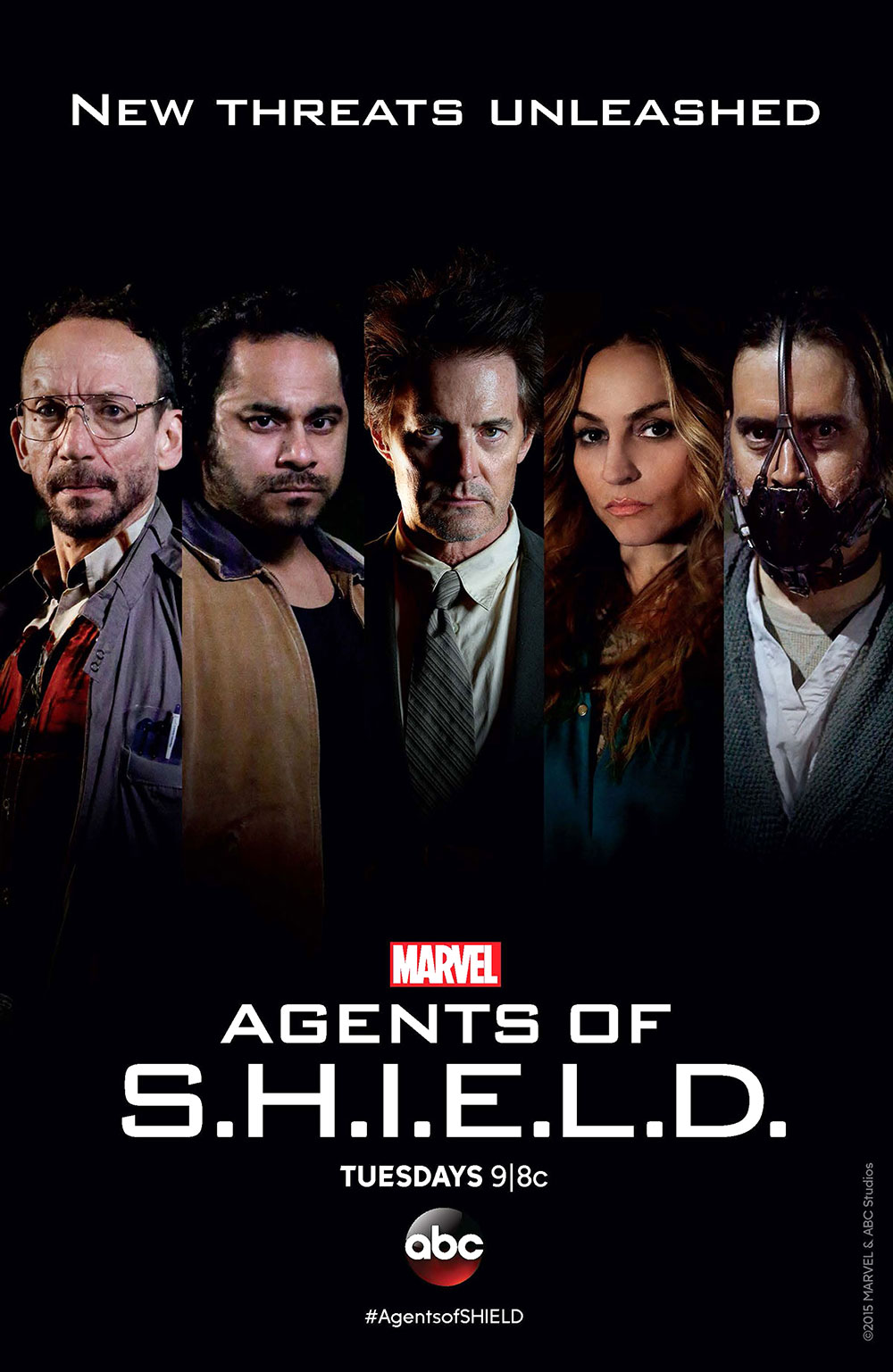 Marvel's Agents of S.H.I.E.L.D. Season 2 13 poster