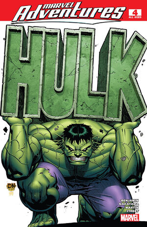 Marvel Adventures Hulk Vol 1 4
