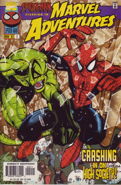 Marvel Adventures Vol 1 2