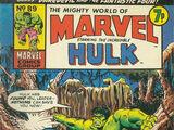 Mighty World of Marvel Vol 1 89
